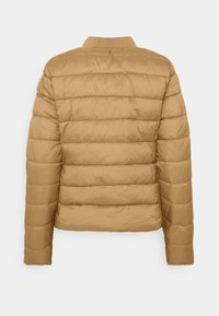 ONLY - ONLSANDIE QUILTED JACKET - Chaqueta de entretiempo - toasted coconut - 5