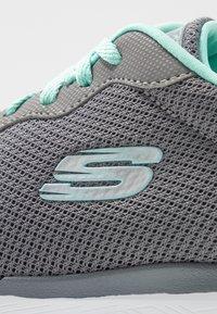 Skechers Sport - FLEX APPEAL 3.0 - Trainers - gray/mint - 2