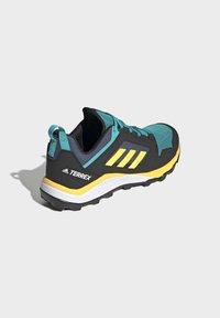 adidas Performance - TERREX AGRAVIC TR TRAIL RUNNING SHOES - Obuwie do biegania Szlak - turquoise - 3