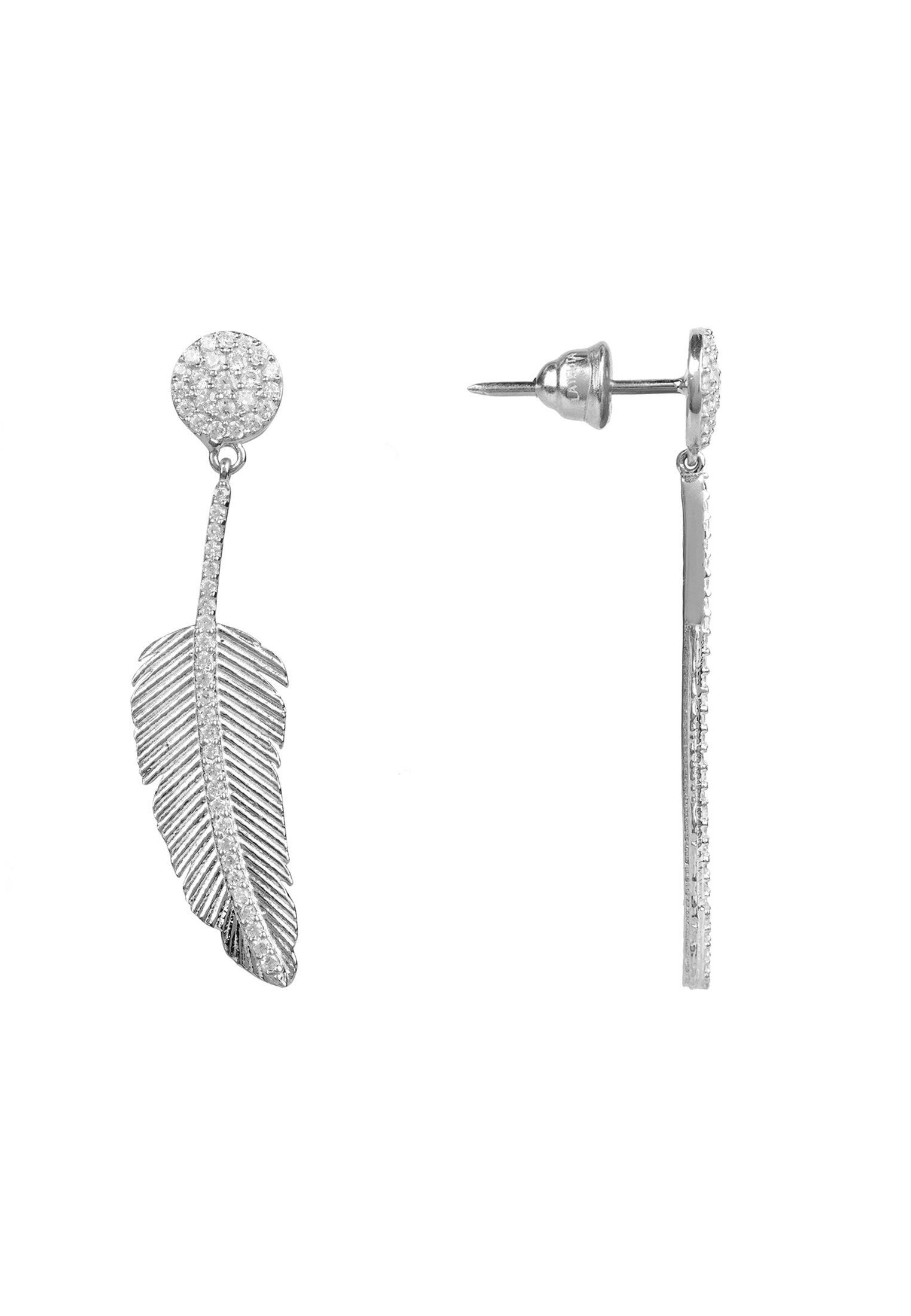 Latelita Ohrringe - Silber