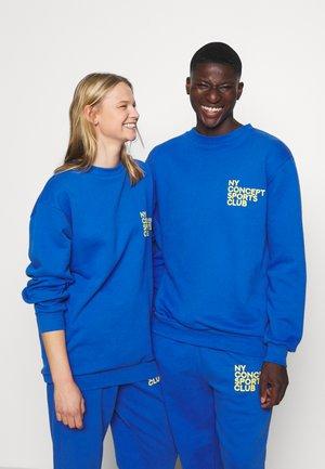 BALANCE UNISEX - Sweater - blue