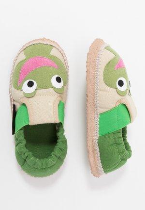AHLEN - Domácí obuv - natur