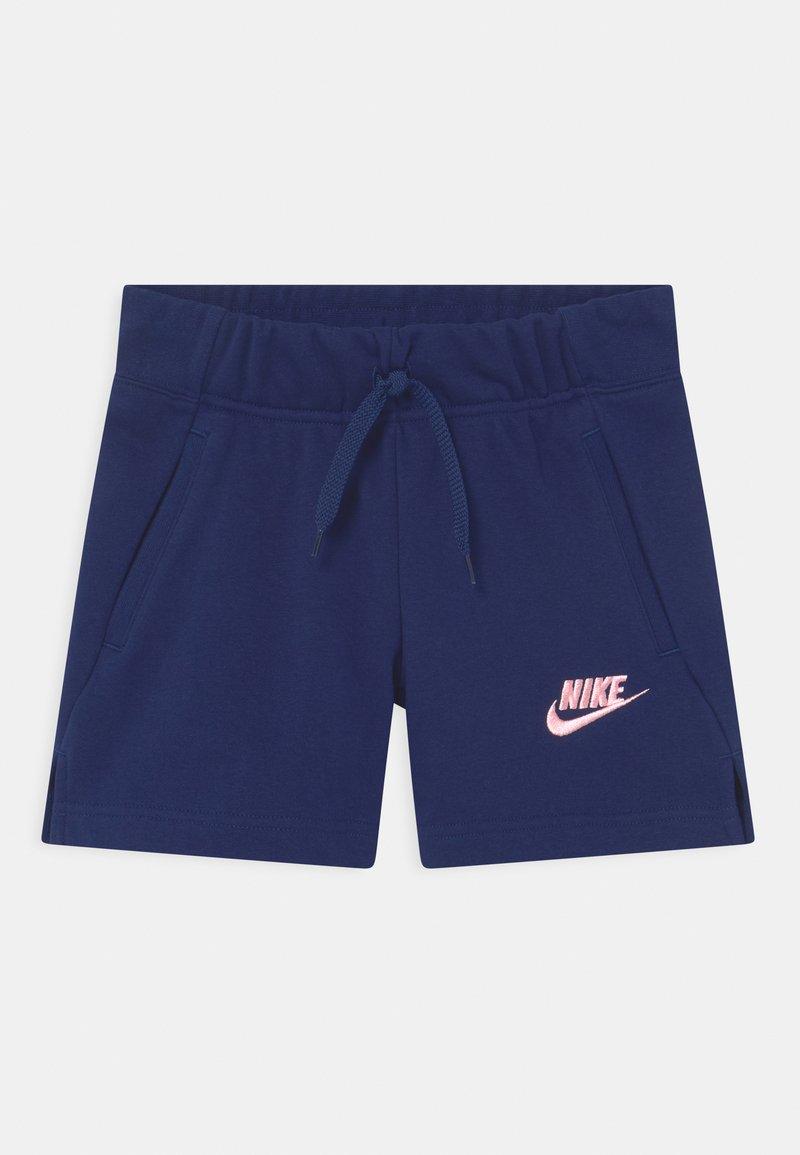 Nike Sportswear - CLUB - Tracksuit bottoms - blue void