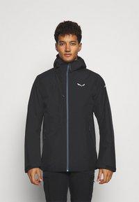 Salewa - PUEZ - Winter coat - black out - 0