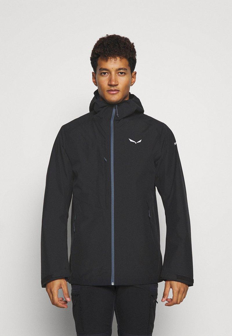 Salewa - PUEZ - Winter coat - black out