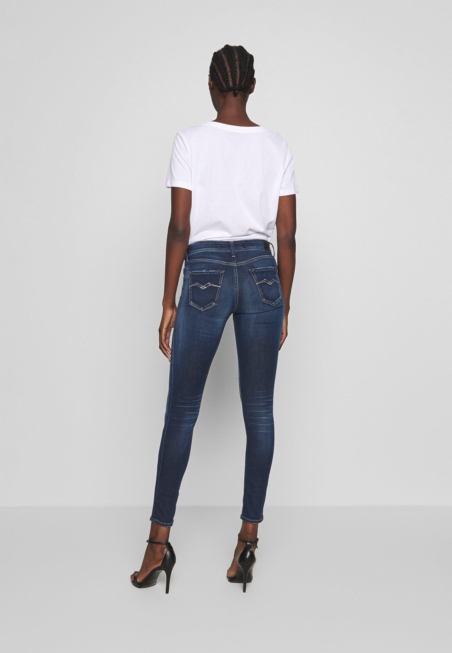 Women NEWLUZ HYPERFLEX BIO - Jeans Skinny Fit