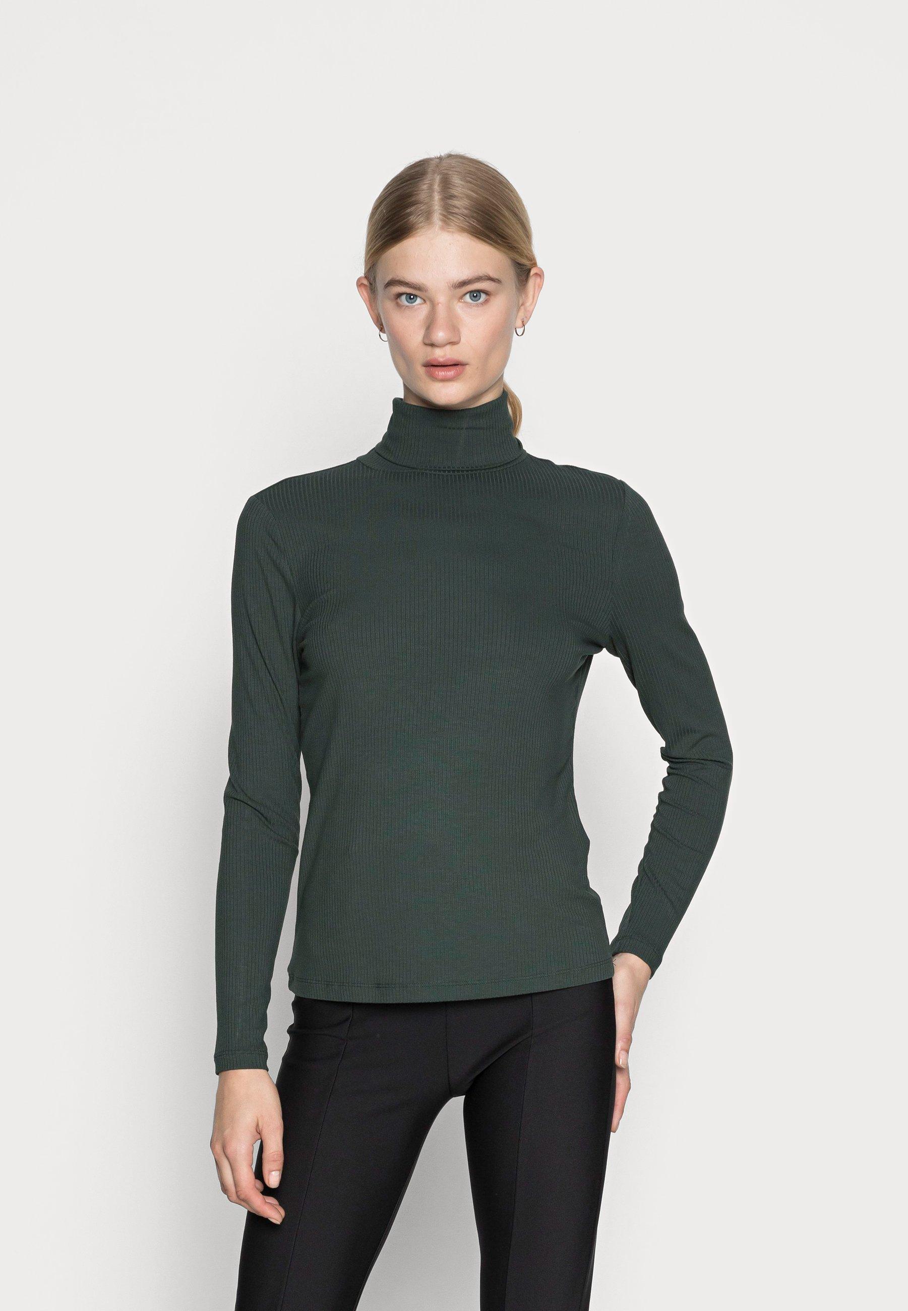 Women VISOLITTA ROLLNECK  - Long sleeved top