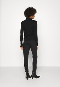 Opus - MELINA - Trousers - black - 2