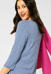 Street One - Long sleeved top - blau - 2