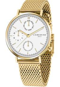 Liebeskind Berlin - Chronograph watch - gold-coloured - 3