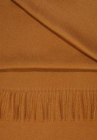 Fraas - Scarf - camel - 2
