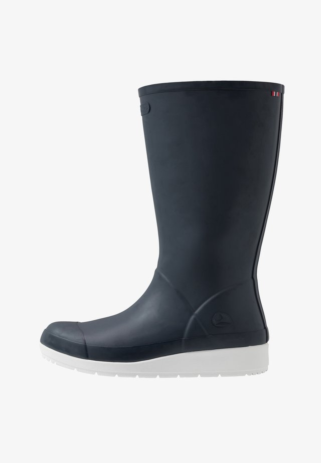 FRID - Wellies - navy/white