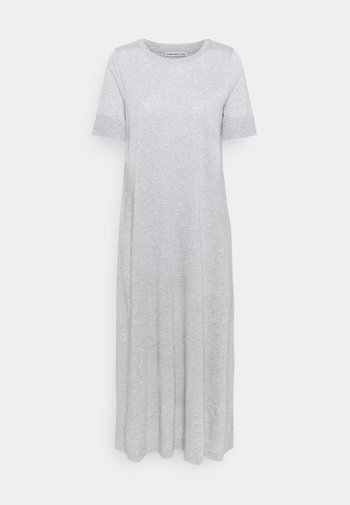 JANNIE - Jersey dress - grau