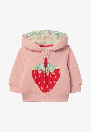 Light jacket - delfinrosa, erdbeere