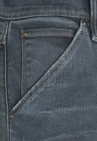 G-Star - 5620 3D ZIP KNEE SKINNY - Jeans Skinny Fit - elto novo superstretch/worn in smokey night - 5