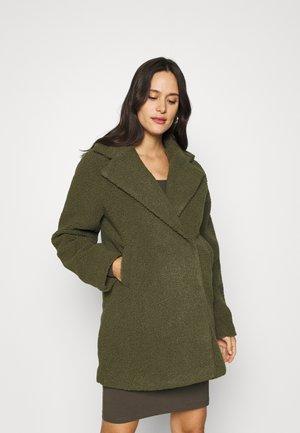 COAT - Winter coat - olive