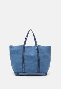 Vanessa Bruno - CABAS GRAND - Tote bag - ocean - 0