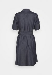 HUGO - ELITH - Denim dress - open blue - 8