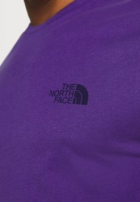 The North Face - MENS SIMPLE DOME TEE - T-shirt basic - peak purple
