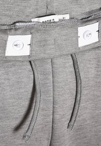 Name it - NITIDA PANT  - Tracksuit bottoms - grey melange - 4