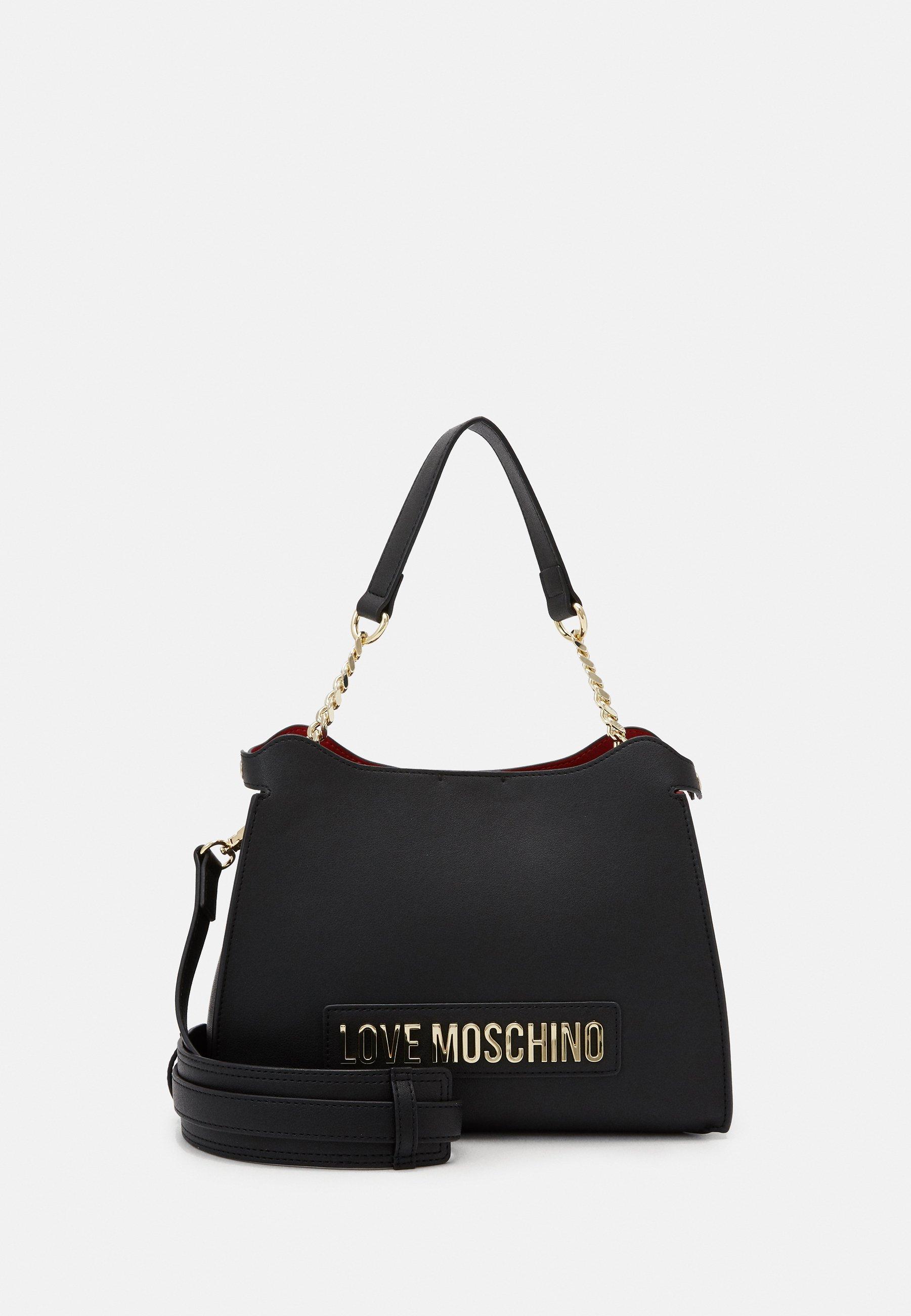 Love Moschino Håndveske nero Zalando.no