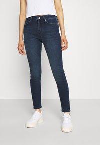 Ivy Copenhagen - ALEXA ANKLE COOL - Jeans Skinny Fit - denim blue - 0