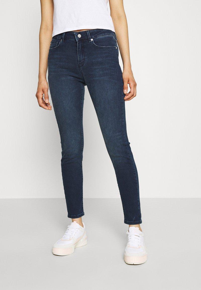 Ivy Copenhagen - ALEXA ANKLE COOL - Jeans Skinny Fit - denim blue