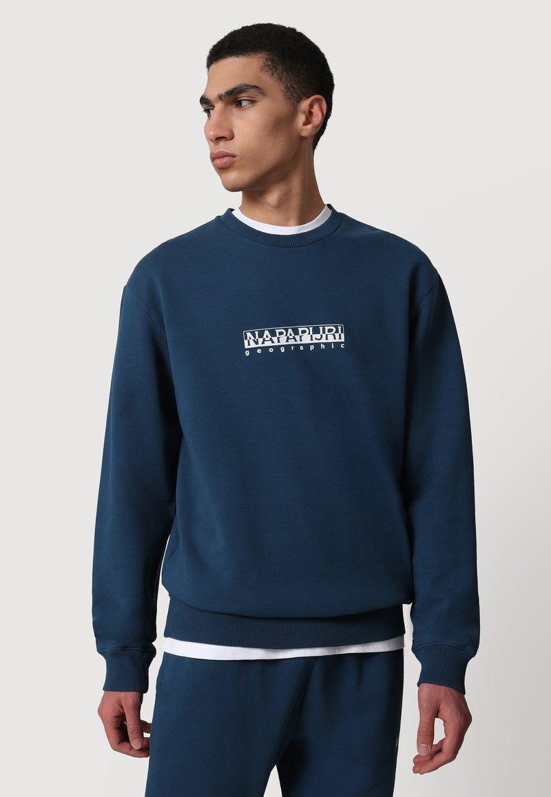 Napapijri - B-BOX - Sweatshirt - blue french