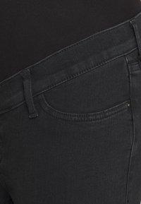 Anna Field MAMA - Jeans Skinny Fit - grey denim - 2