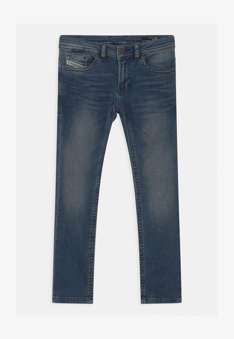 Diesel - THOMMER UNISEX - Slim fit jeans - blue denim