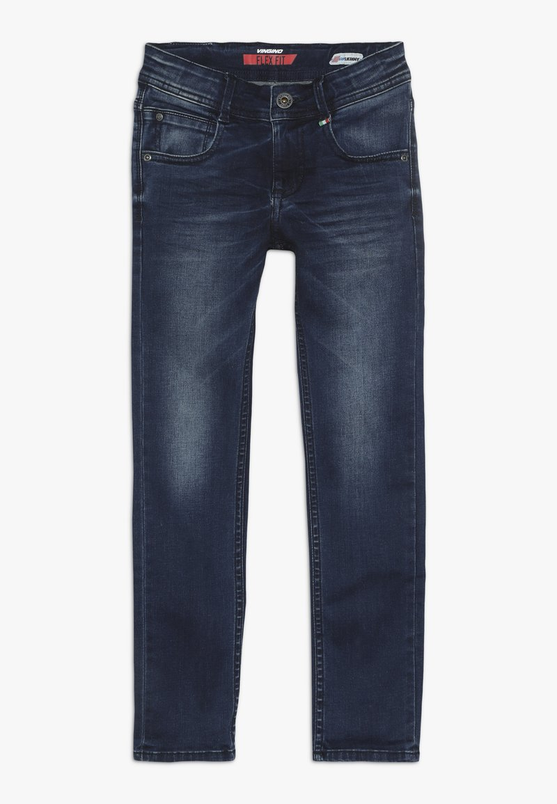 Vingino - APACHE - Jeans Skinny Fit - deep dark