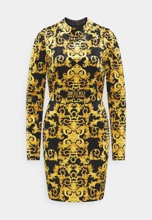LADY DRESS - Pouzdrové šaty - black