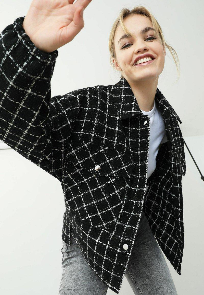 Pimkie - Summer jacket - schwarz