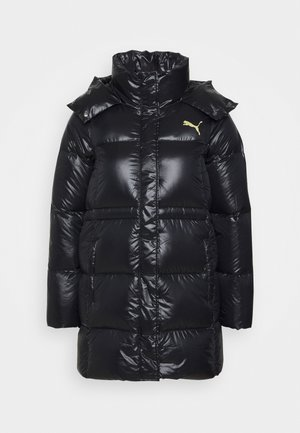 ADJUSTABLE JACKET - Dunkåpe / -frakk - black