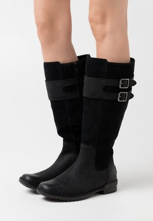 ZARINA - Snowboot/Winterstiefel - black