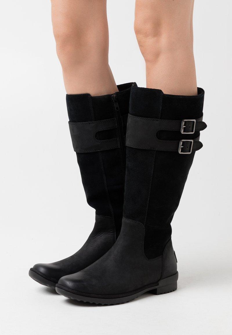 UGG - ZARINA - Winter boots - black