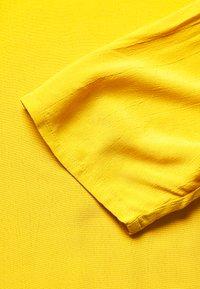 YAS - YASNILANA DRESS ICONS - Day dress - yellow - 3