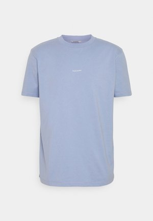 LIVE TEE - Basic T-shirt - light blue