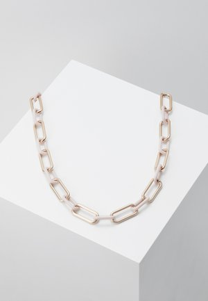FASHION - Necklace - rosegold-coloured