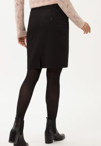 BRAX - STYLE KENNEDY - Pencil skirt - black - 2