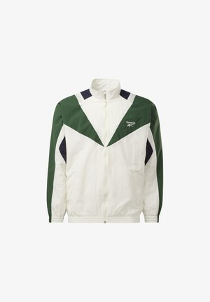 CLASSICS TWIN VECTOR TRACK TOP - Training jacket - white