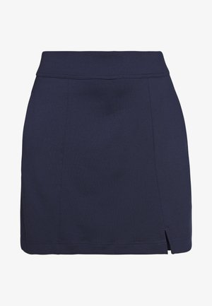 TUMMY CONTROL SKORT - Sports skirt - peacoat