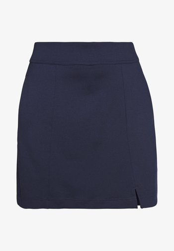 TUMMY CONTROL SKORT - Sports skirt - peacoat