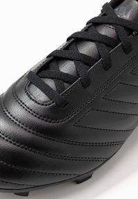 adidas Performance - COPA 20.4 FG - Moulded stud football boots - core black/dough solid grey - 5