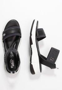 Dockers by Gerli - Platform sandals - schwarz - 3