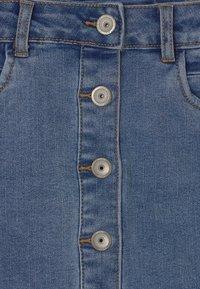 Name it - NKFRANDI  - Mini skirt - light blue denim - 2