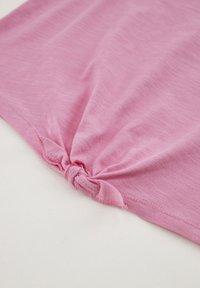 DeFacto - Basic T-shirt - pink - 3