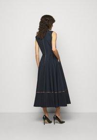 Roksanda - ATHENA DRESS - Maxi šaty - navy/midnight - 2