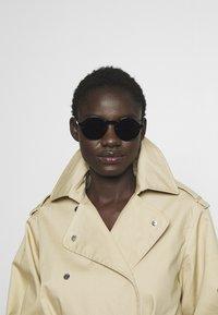 McQ Alexander McQueen - SUNGLASS UNISEX - Sunglasses - grey/black - 1