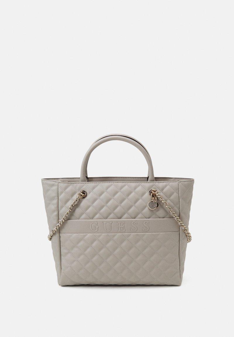 Guess - ILLY ELITE TOTE - Handbag - grey